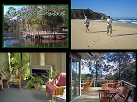 Gipsy Point Lodge - Accommodation Gold Coast