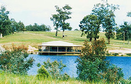 Lake Charlotte Winery - Accommodation Gold Coast