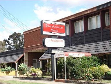 Town  Country Motel - Accommodation Gold Coast