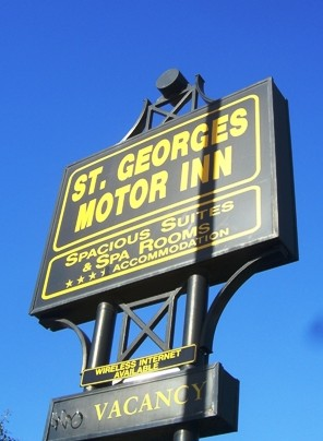 St Georges Motor Inn - Accommodation Gold Coast