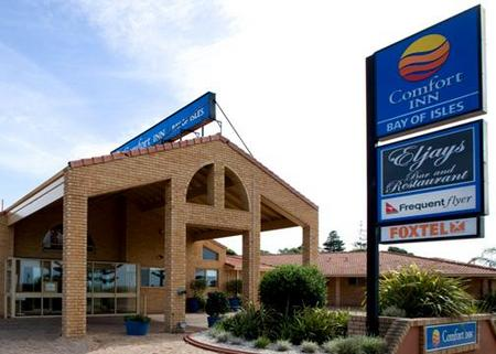 Comfort Inn Bay of Isles - Accommodation Gold Coast