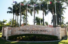 Brisbane International - Virginia - Accommodation Gold Coast