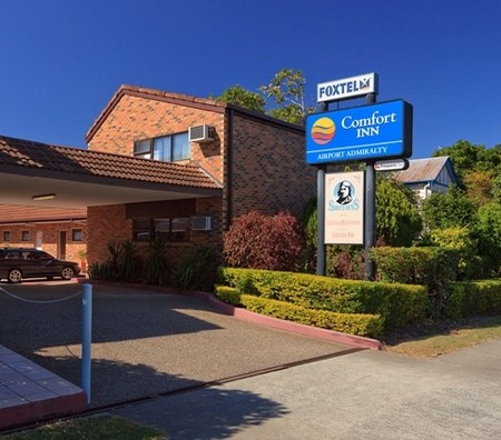 Airport Admiralty Motel - Accommodation Gold Coast