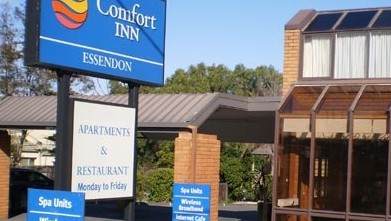 Comfort Inn  Suites Essendon - Accommodation Gold Coast