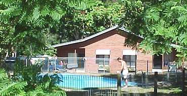 Glass House Mountains Holiday Village - Accommodation Gold Coast
