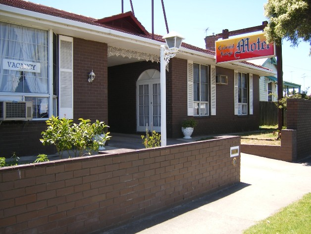 Colonial Lodge Motel - Accommodation Gold Coast