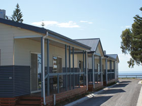 Port Vincent Caravan Park and Seaside Cabins - Accommodation Gold Coast