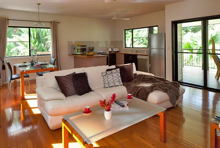 Misty Mountains Tropical Rainforest Romantic Retreat - Accommodation Gold Coast