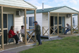 Discovery Holiday Parks Devonport Cosy Cabins - Accommodation Gold Coast