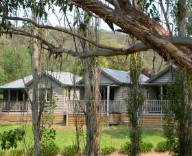 The Homestead Cabins Brogo - Accommodation Gold Coast