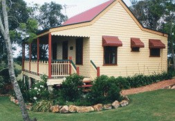 Mango Hill Cottages Bed and Breakfast - Accommodation Gold Coast