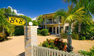 While Away Bed and Breakfast - Accommodation Gold Coast