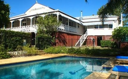 Wiss House Bed and Breakfast - Accommodation Gold Coast