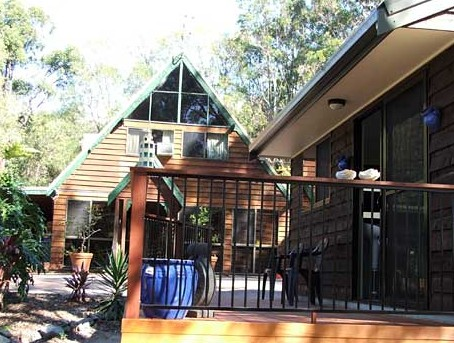 Harmony Nature Retreat - Accommodation Gold Coast