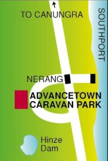 Advancetown Caravan Park - Accommodation Gold Coast