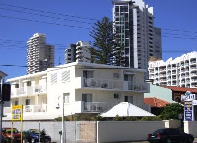 Broadbeach Central Convention Motel - Accommodation Gold Coast