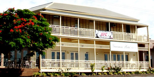 Gracemere Hotel - Accommodation Gold Coast
