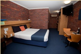 Comfort Inn Blue Shades - Accommodation Gold Coast