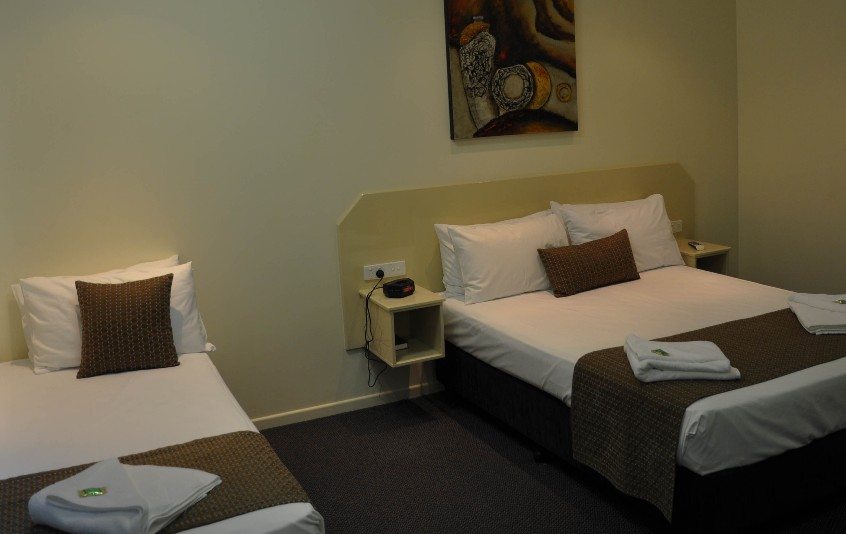 Bluewater Harbour Motel Bowen - Accommodation Gold Coast