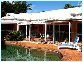 Tropical Escape Bed  Breakfast - Accommodation Gold Coast