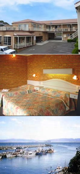Twofold Bay Motor Inn - Accommodation Gold Coast