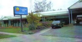 Comfort Inn Parkview - Accommodation Gold Coast