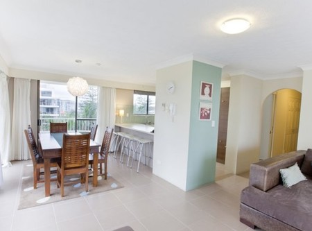 Capricornia Apartments - Accommodation Gold Coast