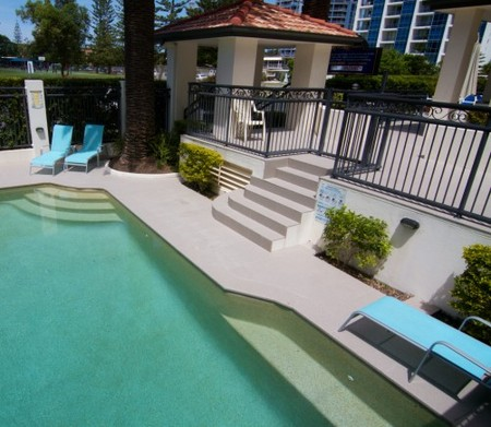 Island Beach Resort - Accommodation Gold Coast