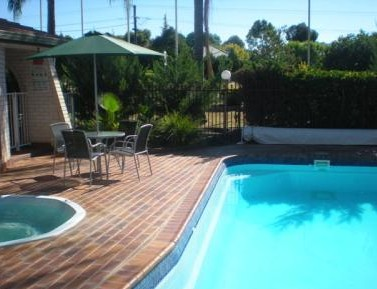 Tamworth Motor Inn - Accommodation Gold Coast