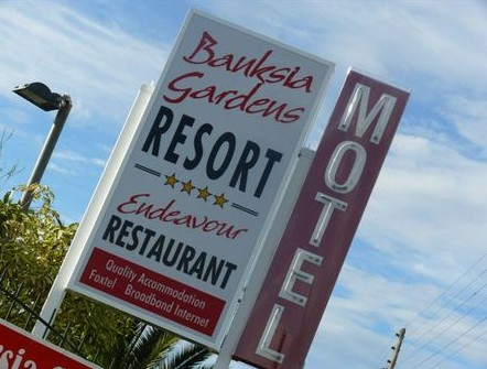 Banksia Gardens Resort Motel - Accommodation Gold Coast