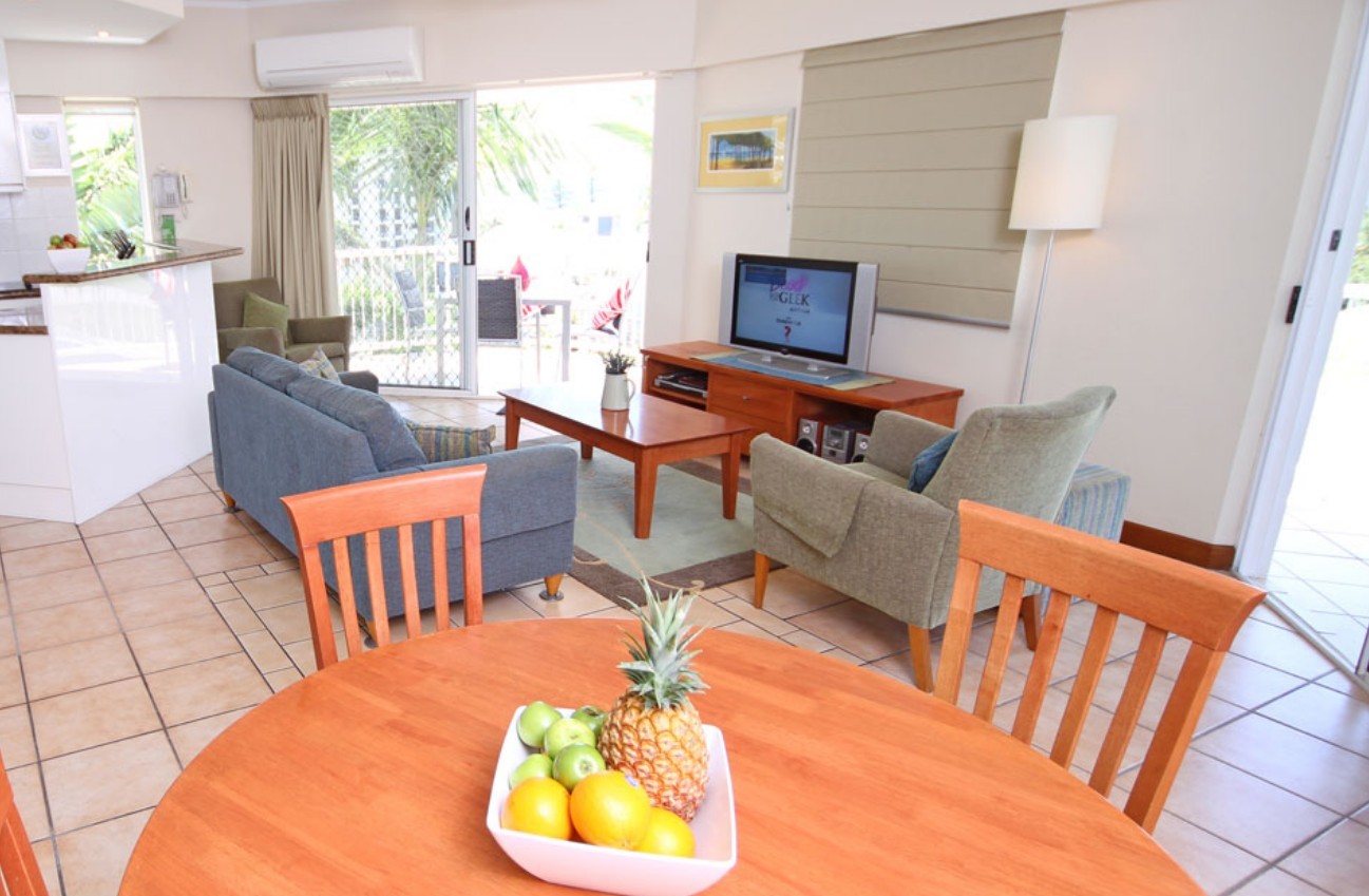 Coolum Seaside Apartments - Accommodation Gold Coast