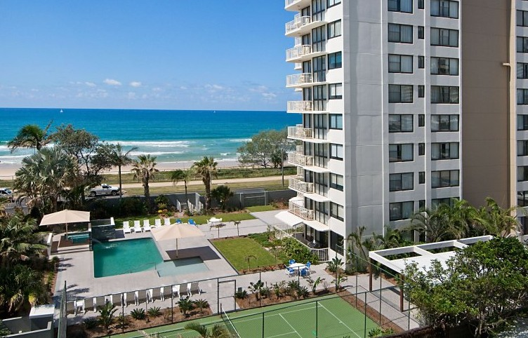 Boulevard Towers - Accommodation Gold Coast