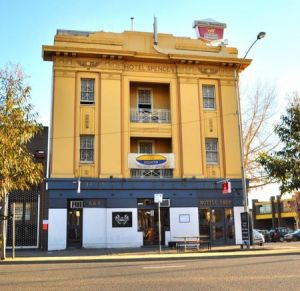 The Spencer City Central Hotel - Accommodation Gold Coast