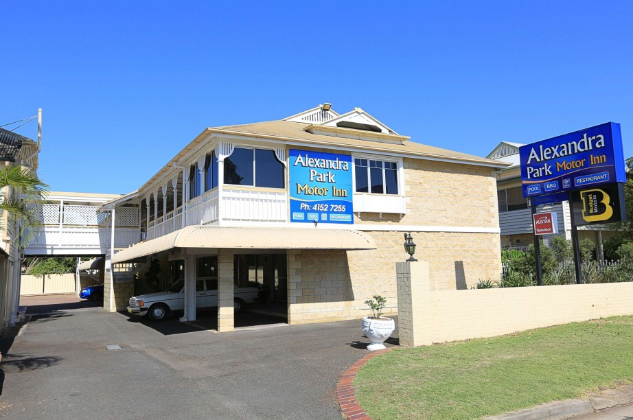 Alexandra Park Motor Inn - Accommodation Gold Coast