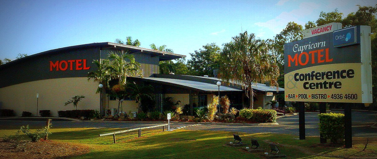 Capricorn Motel  Conference Centre - Accommodation Gold Coast