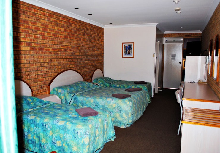Albert Park Motor Inn - Accommodation Gold Coast