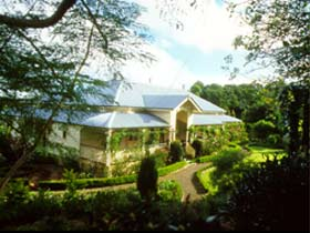 The Falls Rainforest Cottages - Accommodation Gold Coast
