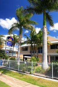 Ambassador Motor Lodge Best Western - Accommodation Gold Coast