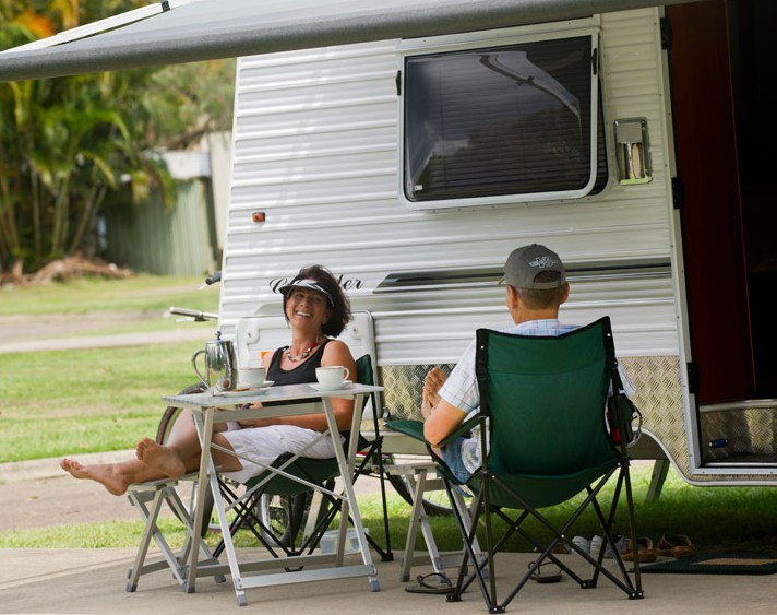 Coolum Beach Holiday Park - Accommodation Gold Coast