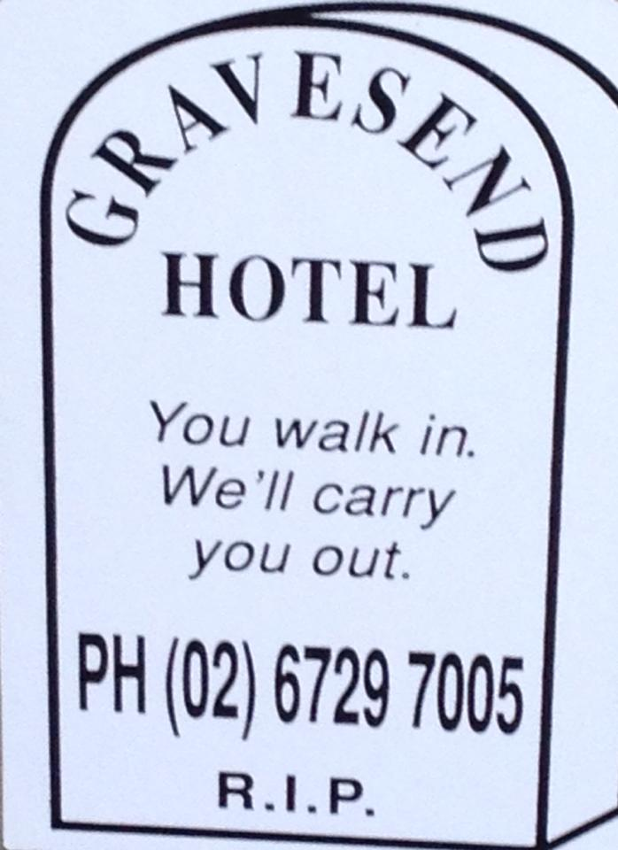 Gravesend Hotel - Accommodation Gold Coast