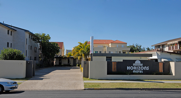 Horizons Motel - Accommodation Gold Coast