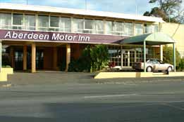 Aberdeen Motor Inn - Accommodation Gold Coast