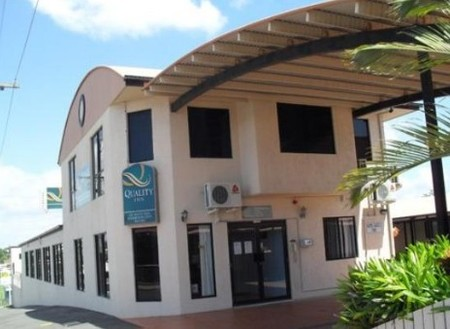 Quality Inn Harbour City - Accommodation Gold Coast