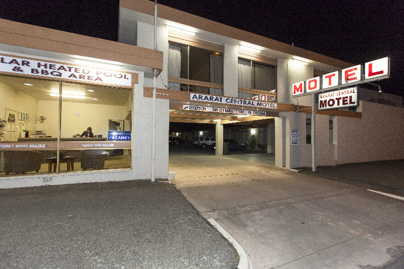 Ararat central motel - Accommodation Gold Coast