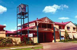 Dalby Homestead Motel - Accommodation Gold Coast