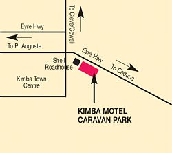 Kimba Motel Caravan Park - Accommodation Gold Coast