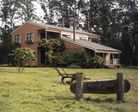 Moffat Falls Lodge And Cottages - Accommodation Gold Coast