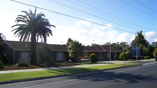 Geelong Golden Palms Motel - Accommodation Gold Coast