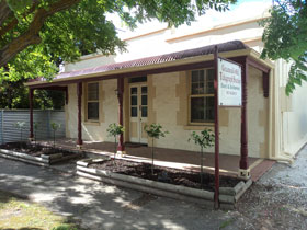 Greenock's Old Telegraph Station - Accommodation Gold Coast