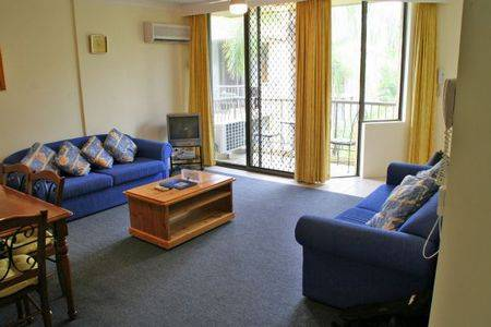 Aussie Resort - Accommodation Gold Coast